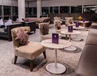 No1 Lounge - Gatwick, North Terminal