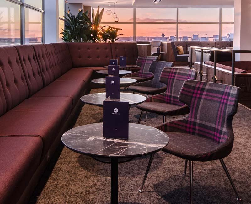 No1 Lounge - Gatwick, South Terminal