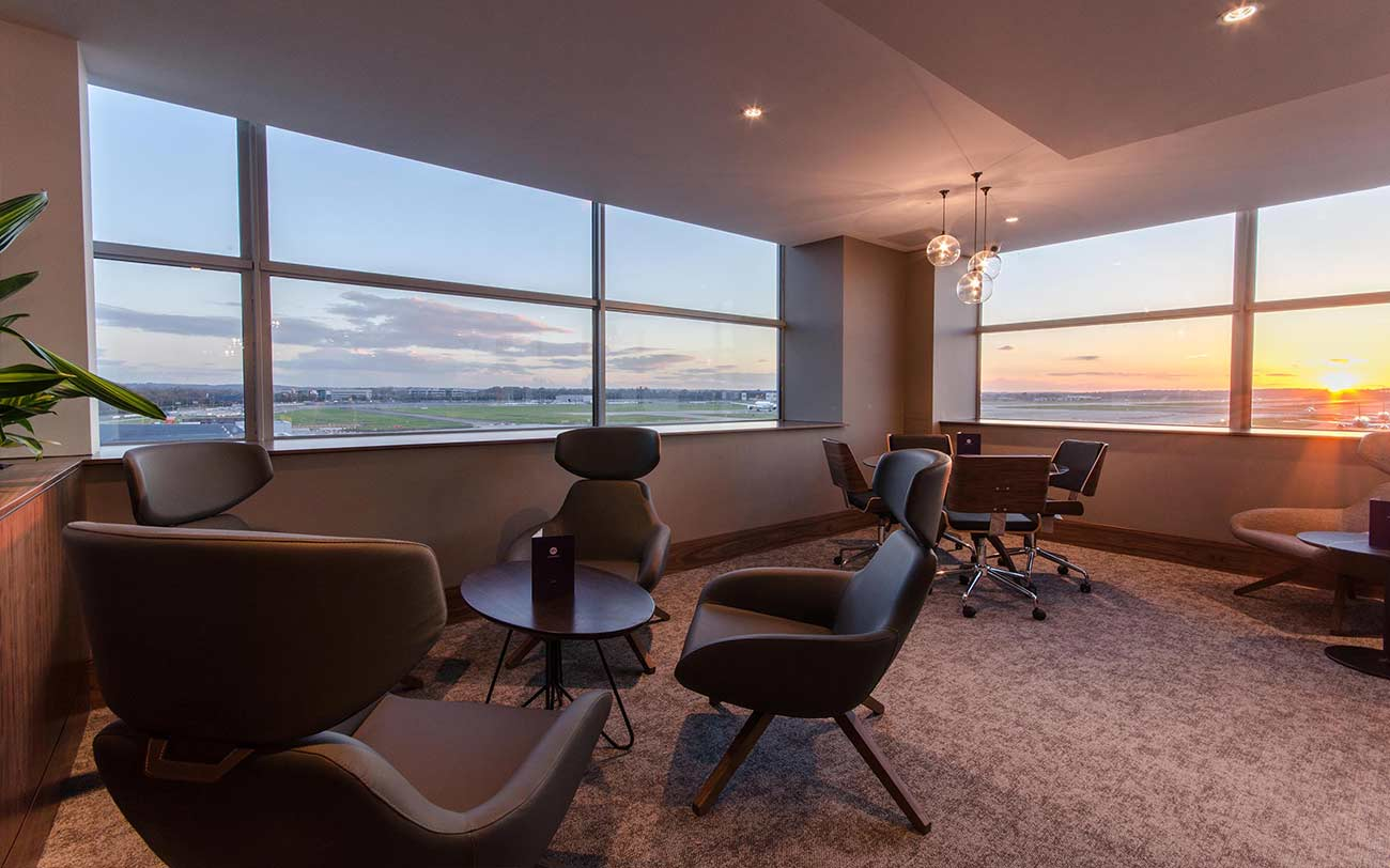 Gatwick Airport Lounge, South Terminal - No1 Lounges